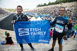 """Fish Fairly' Week of Action in Greece"