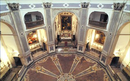 Museo Diocesano Napoli.Al Museo Diocesano Di Napoli Tableaux Vivants Dedicato A