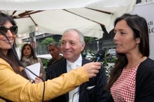 Brunella Cimadomo intervista Carmela e Antonio Ferrieri IMG_3673