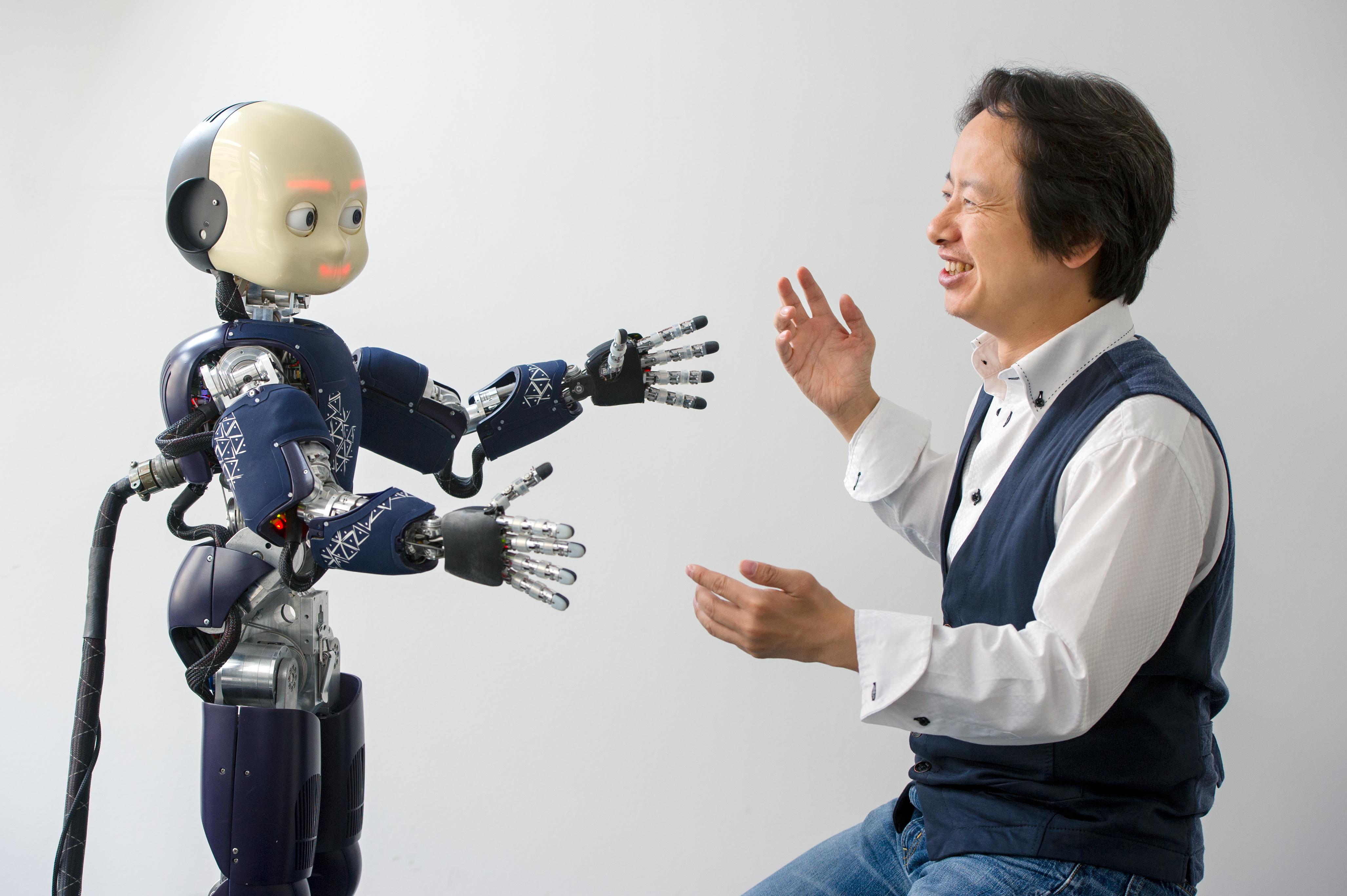 наше человек робот картинки этот